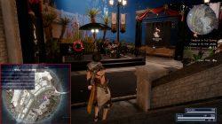 assassin medallion square enix cafe