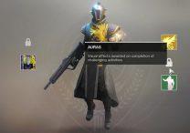 destiny 2 auras character customization