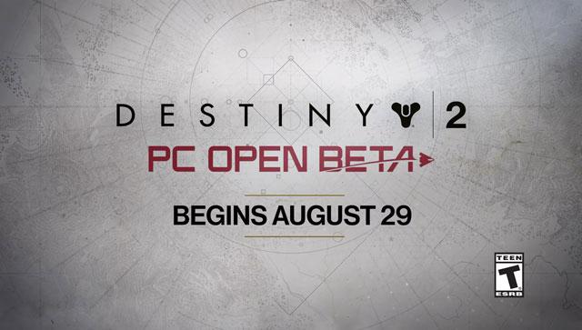 destiny 2 pc beta trailer
