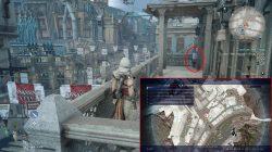 ffxv assassin flag rooftop