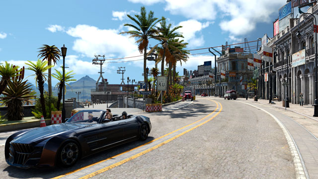Final Fantasy XV On PC Will Have Mod Support, Tabata Says