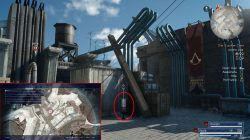 ffxv where to find assassin flags lestallum