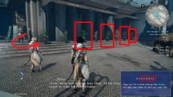 flower puzzle solution ffxv assassins treasure