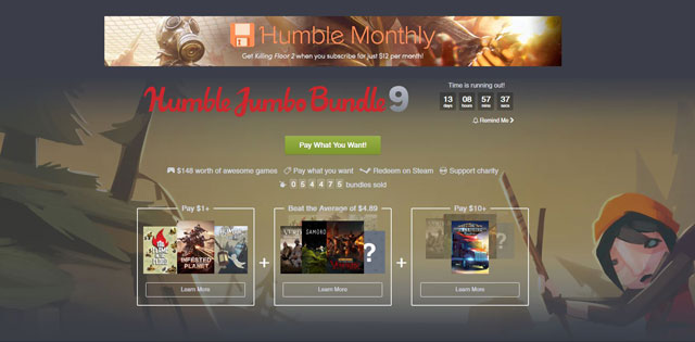 humble jumbo bundle 9