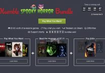 humble spooky horror bundle