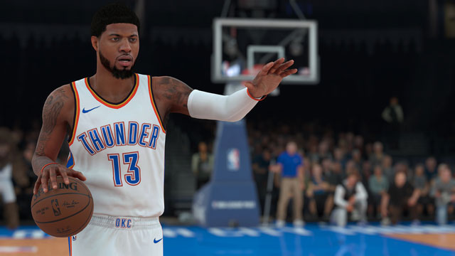 nba 2k18 prelude announced