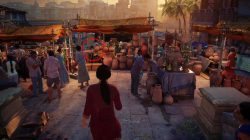uncharted lost legacy prologue collectibles photo