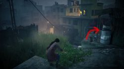 uncharted tll chapter 2 bullet whistle treasure