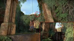 uncharted tll five grapple swings
