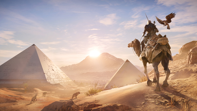 "Assassin's Creed Origins New ""From Sand"" Cinematic Trailer Released"