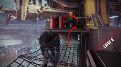 Destiny 2 Dance party chest location walkthrough 1