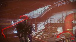 Destiny 2 Dance party chest location walkthrough 3