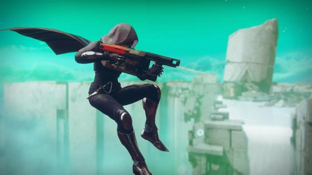 Destiny 2 Exotic Hunter Armor - How to Get It, Locations & Perks