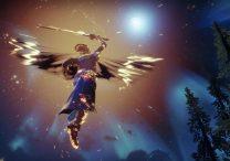 Destiny 2 Exotic Warlock Armor