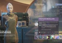 Destiny 2 Fireteam Medallion Item Increases Exotic Drop Chance