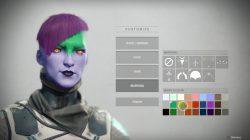 Destiny 2 Guardian Customization Markings