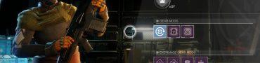 Destiny 2 How to Get Legendary Mods