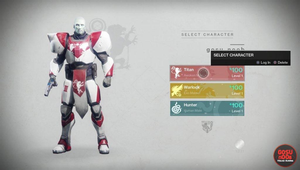 Destiny 2 Imported Guardian Character Customization & Veteran Emblems