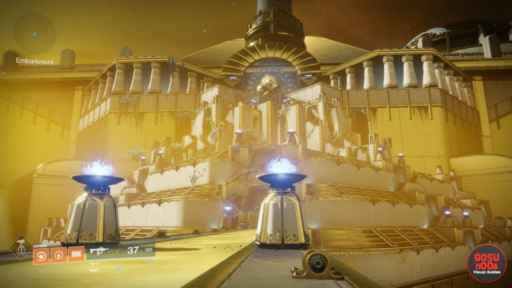 Destiny 2 Leviathan Loot Chest Locations