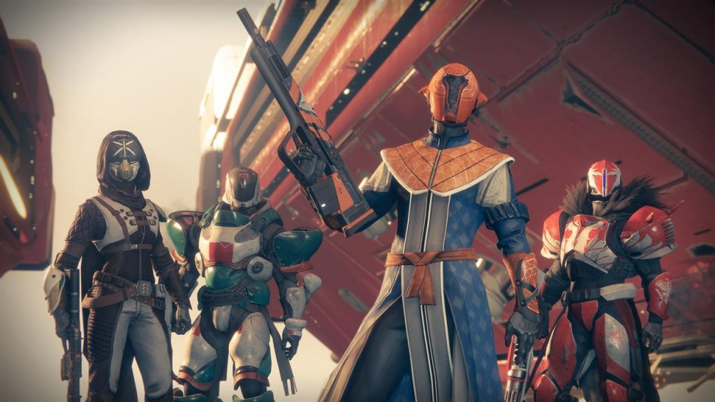 Destiny 2 PS4 Exclusives Listed - Gear, Strike, PVP Map, Ship
