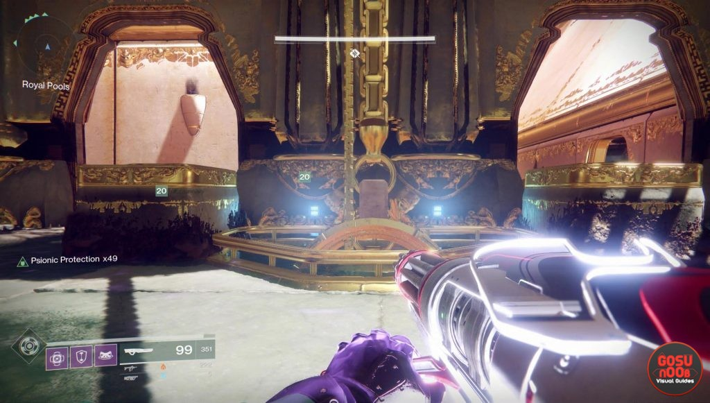 Destiny 2 Royal Pools Leviathan Raid