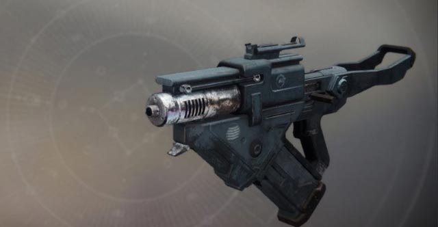 Destiny 2 Skyburner's Oath Exotic Scout Rifle