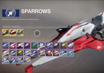 Destiny 2 Sparrows - How to Get Them