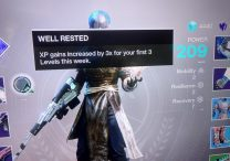 Destiny 2 Well-Rested Buff Mystery
