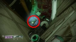 Destiny 2 First Loot Chest Titan Cayde 6 Location