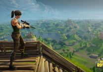Fortnite Battle Royale Attracts A Million Players on Launch