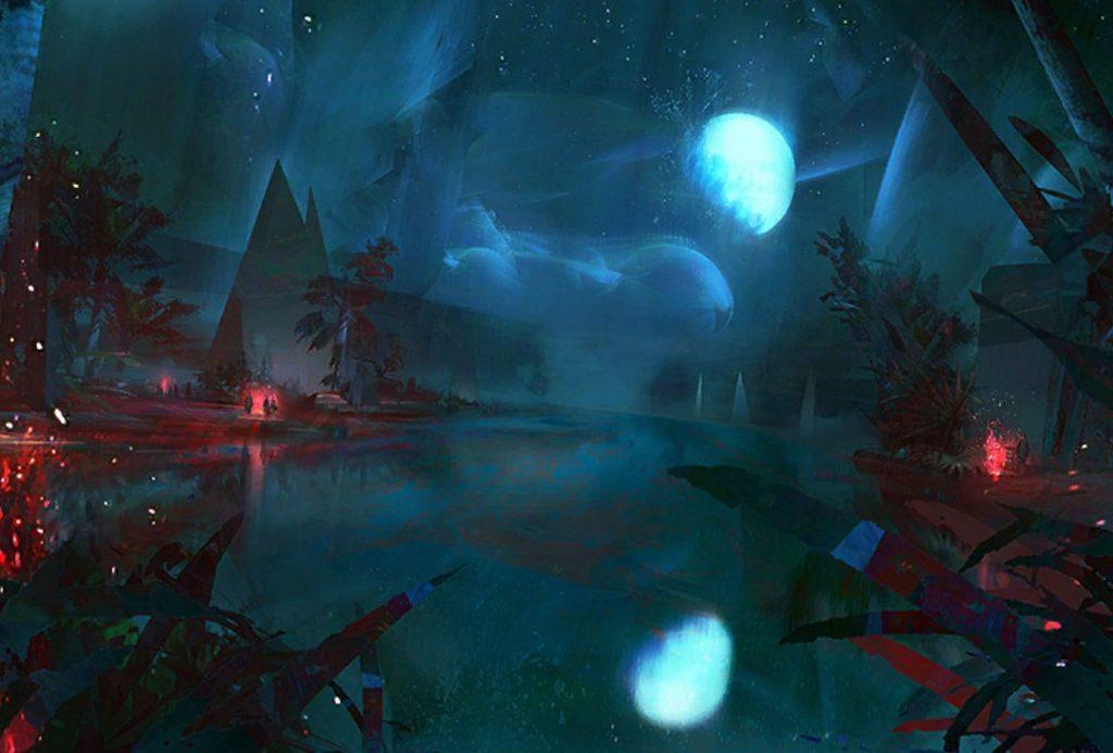 GW2 Hidden Achievements Act 3 Path of Fire Expansion