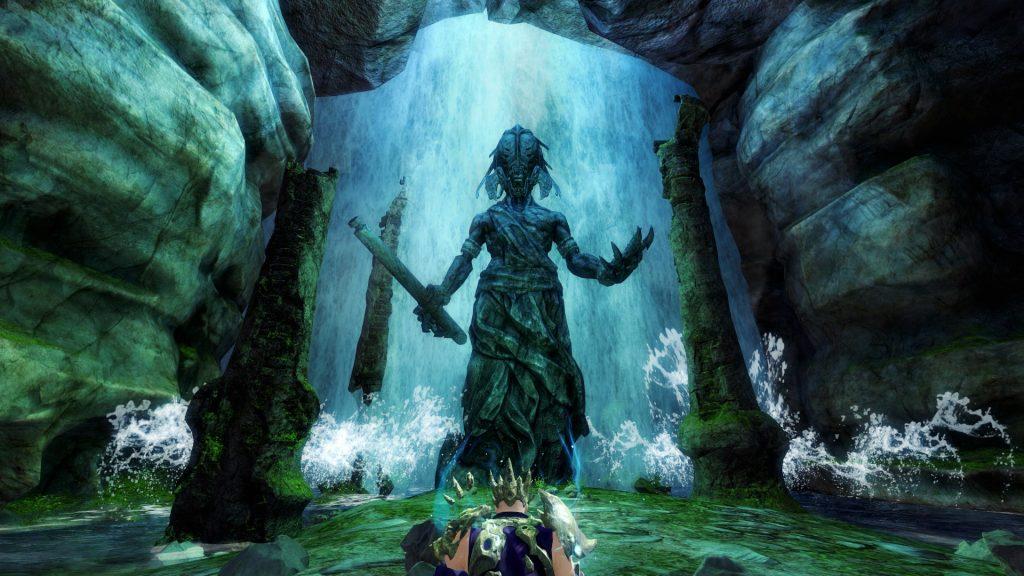 GW2 Path of Gods Achievement Statue Locations
