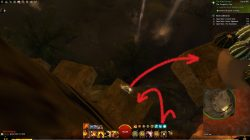 GW2 PoF The Way Forward Mission Jumping Achievement