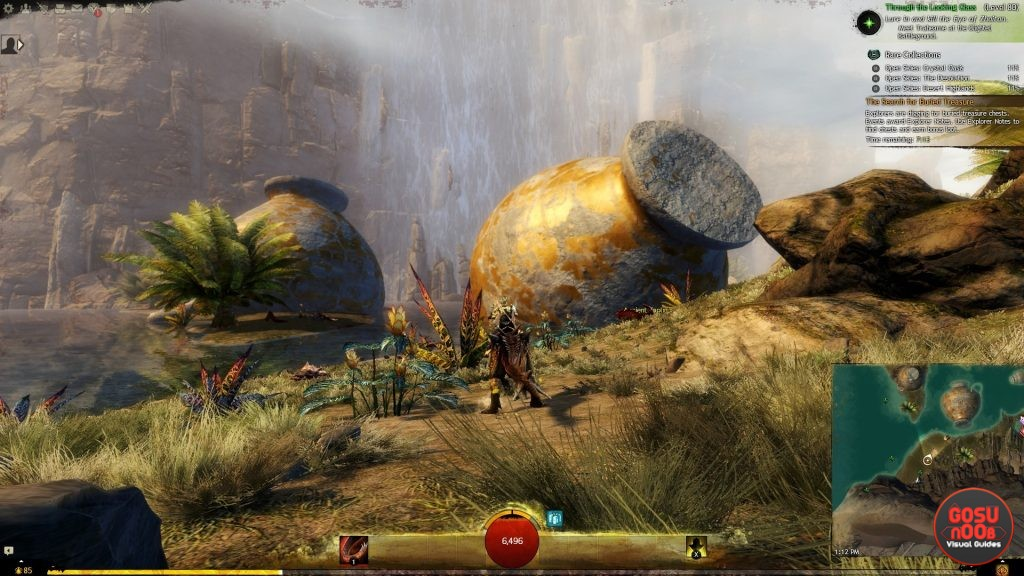 GW2 Riddle of the Weaver - Warpblade Quest