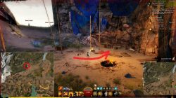 GW2 Shinies Bag Location Springer Backpacking Achievement