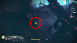 Location of Chest in Destiny 2 Loot Cave