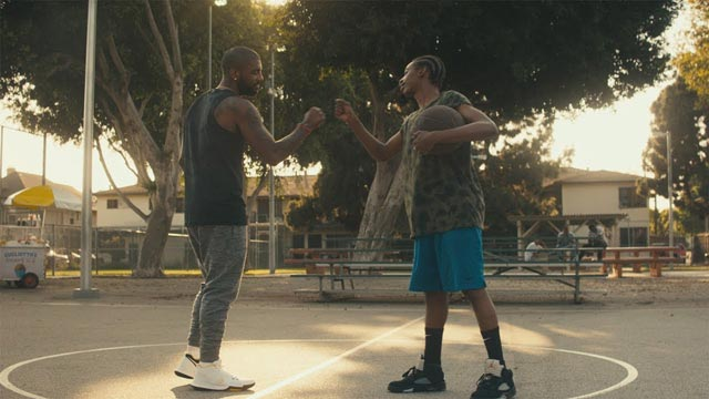 NBA 2K18 Handshakes Live Action Trailer Released