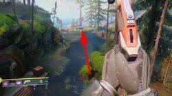 Outskirts EDZ in Destiny 2 Region Golden Chests Locations