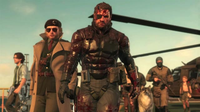 PS Plus October 2017 Free Games Include Metal Gear Solid V