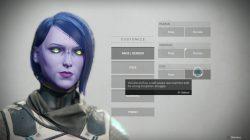 Race Gender Destiny 2 Customization