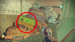 Second Golden Region Chest Glade of Echoes Destiny 2