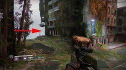 Trostland Destiny 2 EDZ Secret Golden Region Chest Location