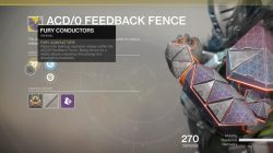 Feedback Fence What is Xur Selling September 22nd