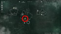 Where is Second Cayde Loot Chest on Titan in Destiny 2