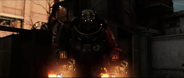 Wolfenstein 2 The New Colossus New Gameplay Trailer Released