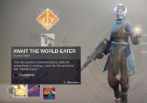 destiny 2 await the world eater