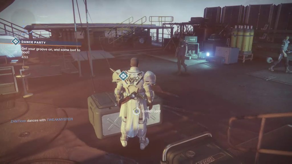destiny 2 dance party key loot-a-palooza-chest