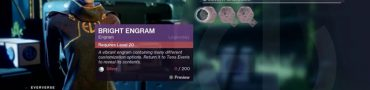destiny 2 how to get bright engrams