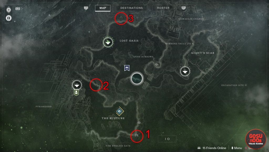 ddestiny 2 io lost sector locations