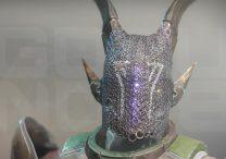 destiny 2 mask of the quiet one exotic helmet